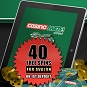 Get 40 Free Spins When You Sign Up To Casino-Mate Mobile Casino